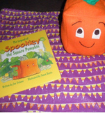 The Legend of Spookley the Square Pumpkin Story Bag