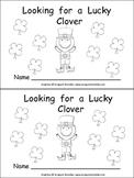 The Leprechaun is Looking Emergent Reader- Kindergarten- S