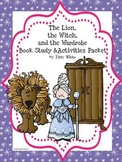 The Lion, the Witch, and the Wardrobe Book Study & Activit