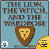 The Lion, the Witch, and the Wardrobe Novel Study CD