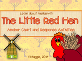 The Little Red Hen Anchor Chart Activities