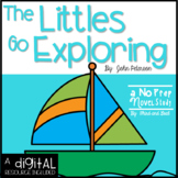 The Littles Go Exploring Novel Study and Guided Reading Pack