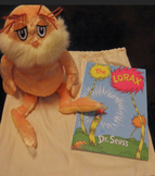 The Lorax Story Bag
