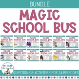 The Magic School Bus DVD Questionnaire Pack