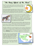 """The Many Effects of Mansa Musa - A """"writing across the cur"""