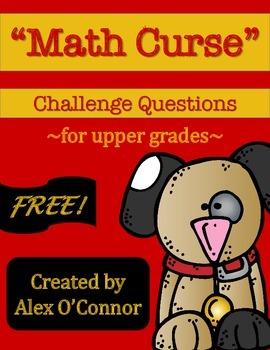 'Math Curse' Challenge Questions