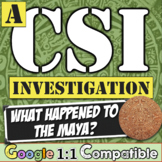 Maya CSI Investigation:  What Happened to the Once-Great M