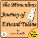 The Miraculous Journey of Edward Tulane Novel Study CD