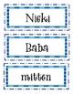 The Mitten A Language Arts Unit