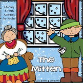The Mitten - Literacy and Math Unit for Kinder