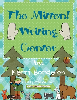 The Mitten! Writing Center