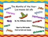 The Months of the Year in Spanish