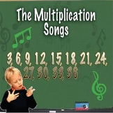 The Multiplication Tunes