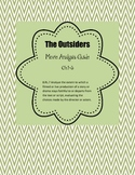 The Outsiders: Movie Viewing Guide Ch.1-3