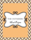 The Outsiders: Novel Project