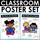 """""""The Parts of a..."""" {Bundled Set of Posters}"""