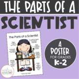 The Parts of a Scientist {Girl}