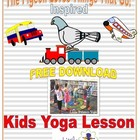 """The Pigeon Loves Things That Go"" Storytime Yoga Lesson Plan"