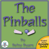 The Pinballs Novel Study CD