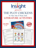 The Plot Chickens by Mary Jane and Herm Auch Literature Ac