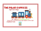 The Polar Express Sight Word Bingo Game