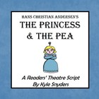 The Princess & The Pea - A Reader's Theatre Script