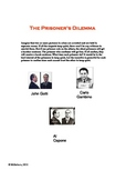 The Prisoner's Dilemma: The Classroom Game