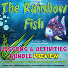The Rainbow Fish Lessons & Activity Bundle FREE Sample {CC