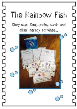 The Rainbow Fish- Literacy Pack