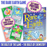The Rare Earth Chemical Element Card Game