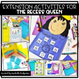 The Recess Queen {10 graphic organizers & 2 craftivities}