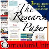 Research Paper Curriculum Unit
