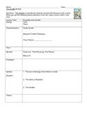 The Sandlot Movie Worksheet - A Great Sub Plan!