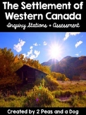 The Settlement of Western Canada Inquiry Stations