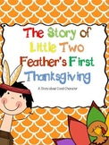 The Story of Little Two Feather's First Thanksgiving