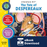 The Tale of Despereaux Gr. 3-4 - Common Core Aligned
