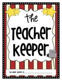 The Teacher Keeper {Organizational Binder in Hollywood Theme}