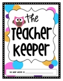 The Teacher Keeper {Organizational Binder with Owls}