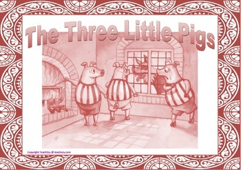 Three Little Pigs Sequencing and Play