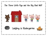 The Three Little Pigs and the Big Bad Wolf Math and Litera