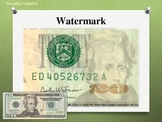 The US Dollar (security features)