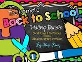 The Ultimate Back to School Writing Bundle: 6 Writing Proj