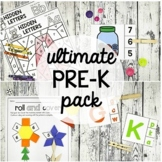 Ultimate Preschool Activity Pack