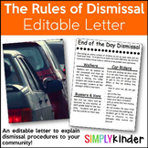 The Unwritten Rules of Dismissal