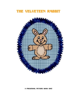 The Velveteen Rabbit Preschool Unit