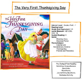 The Very First Thanksgiving - by Greene - lesson plan