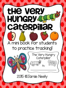 The Very Hungry Caterpillar Mini Book