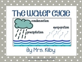 The Water Cycle PowerPoint and PDF for Primary and Interme