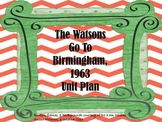 The Watsons Go To Birmingham, 1963 Unit Bundle
