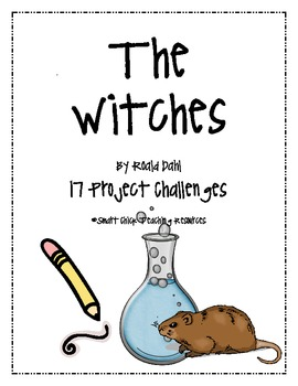 """""""The Witches"""", by Roald Dahl, 17 Project Challenges"""